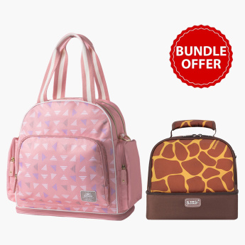 Sunveno Diaper and Insulated Bag Bundle Offer