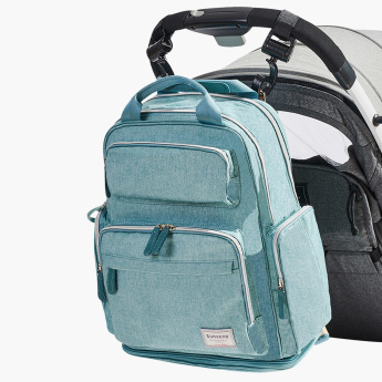 Sunveno Extendable Diaper Backpack Bundle Offer