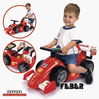 Feber Ride-On Moto Ferrari F2012 Toy Car