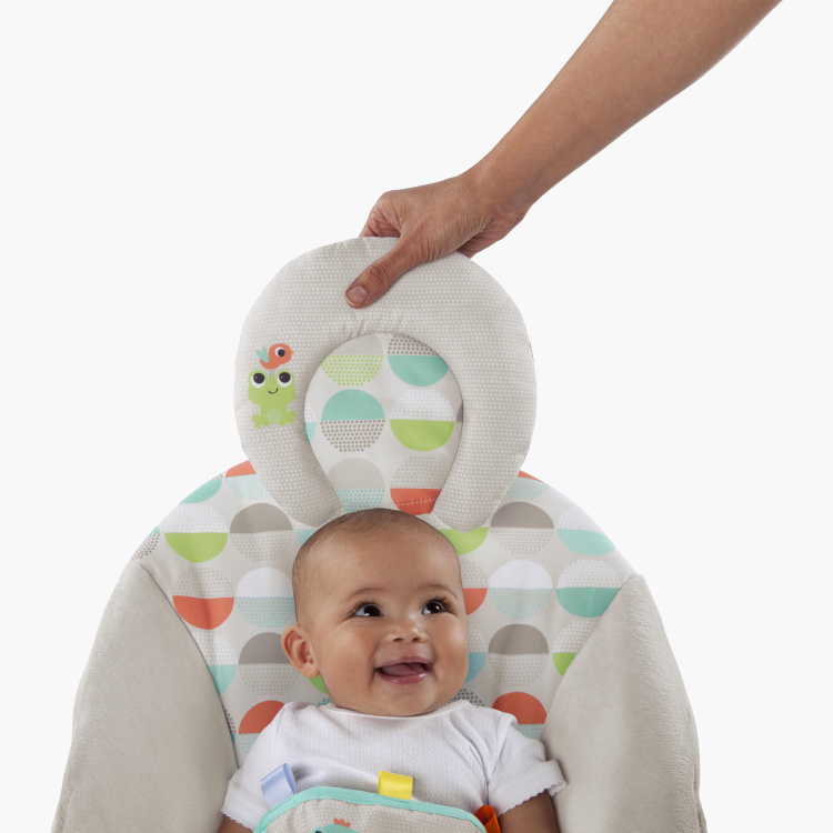 Bright Star Kids Happy Safari Bouncer