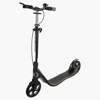 Globber One NL 205 Deluxe Titanium Scooter