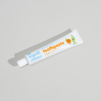 Green People Mandarin and Aloe Vera Toothpaste - 50 ml