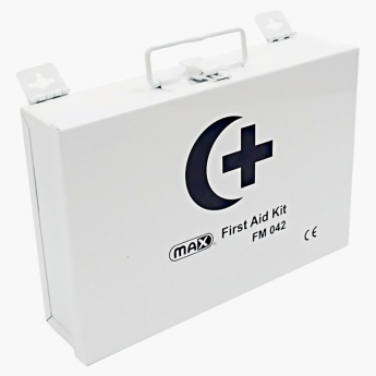 Max First Aid Kit FM42 with Contents