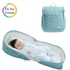 Sunveno Portable Baby Bed Bag