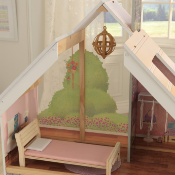Enjoyable Kidkraft Zoey Dollhouse Frankydiablos Diy Chair Ideas Frankydiabloscom