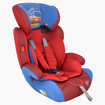 Cars Printed Toddler Car Seat