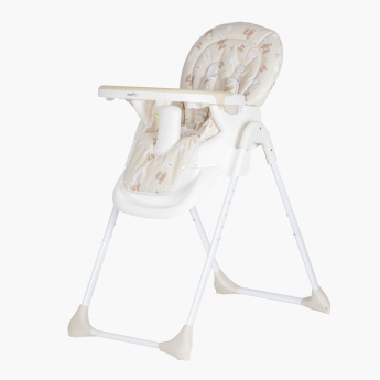 Evenflo Fava Foldable High Chair with Child Tray