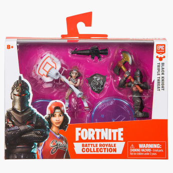 Fortnite Battle Royale Collection – Triple Threat and Black Knight