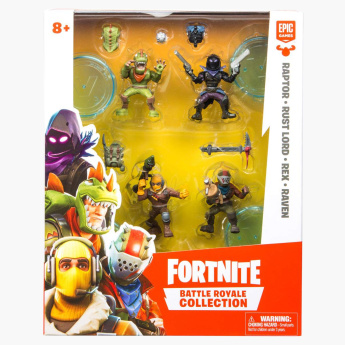 Fortnite Squad Pack Battle Royale Collection