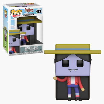 Funko Pop! Animation Adventure Time x Minecraft Season 1  - Marceline