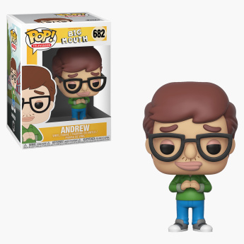 Funko Pop! Television Big Mouth - Andrew