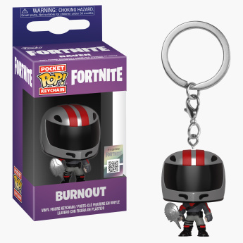Funko Pop! Fortnite Pocket Keychain Season 2 – Burnout