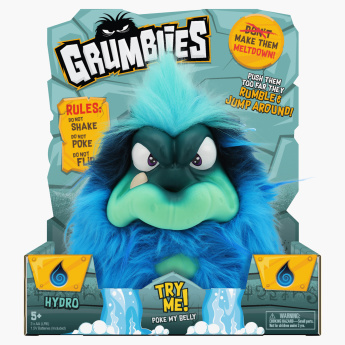 GRUMBLIES Hydro Plush Toy
