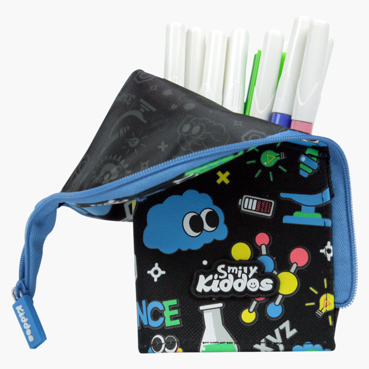 Smily Kiddos Printed Pencil Case