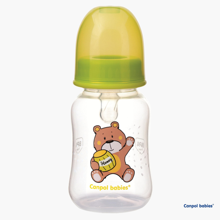 Canpol Babies Happy Dream Baby Bottle - 120 ml