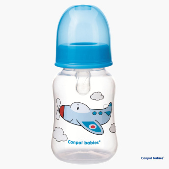 Canpol Babies Happy Dream Printed Baby Bottle – 120 ml