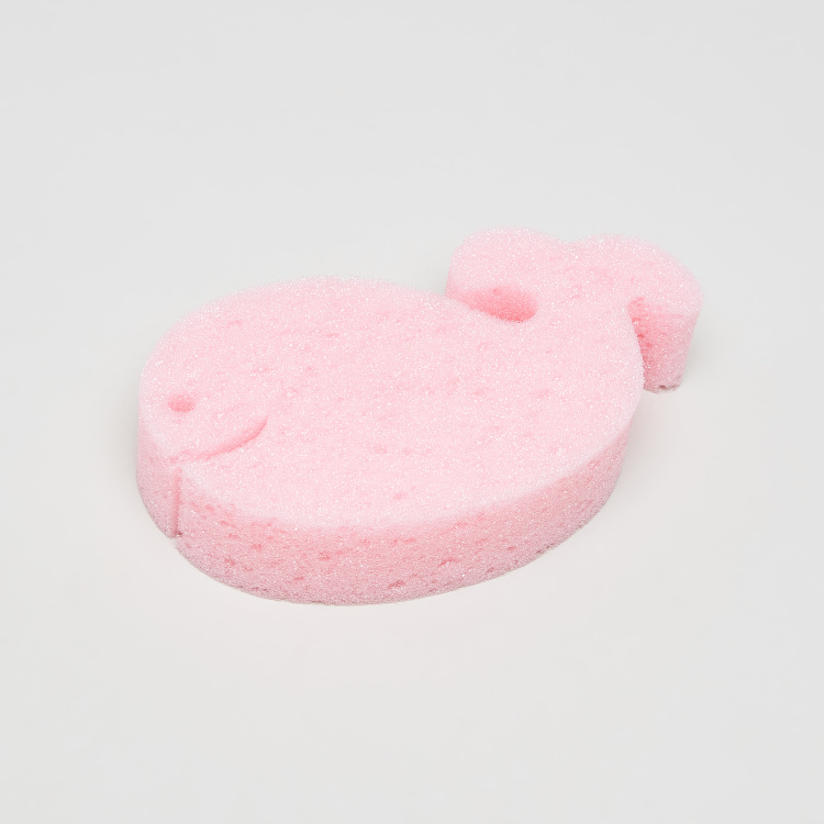 Canpol Babies Whale Shaped Bath Sponge