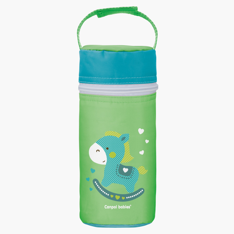 Canpol Babies Bottle Insulator with Zip Closure