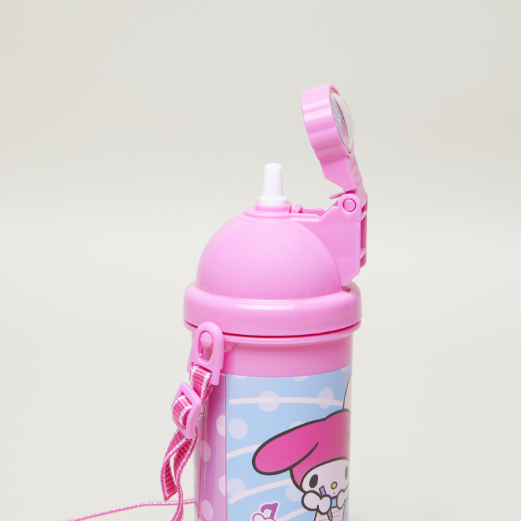Sanrio My Melody Printed Water Bottle