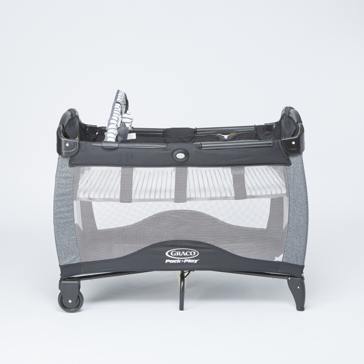 Graco Playard Reversible Napper and Changer LX Travel Cot
