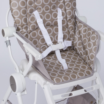 Chicco Baby Monitor with Free  Highchair