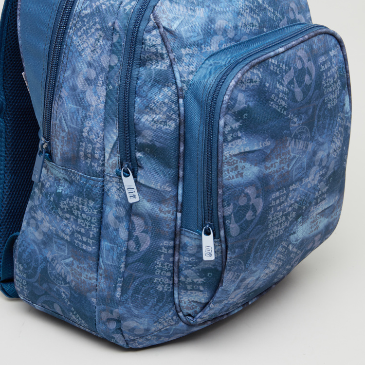 Tandem Printed Backpack - 18 inches