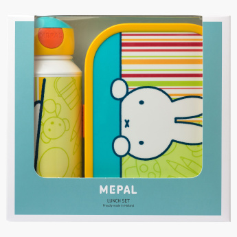 Rosti Mepal Miffy Printed Campus Lunch Set