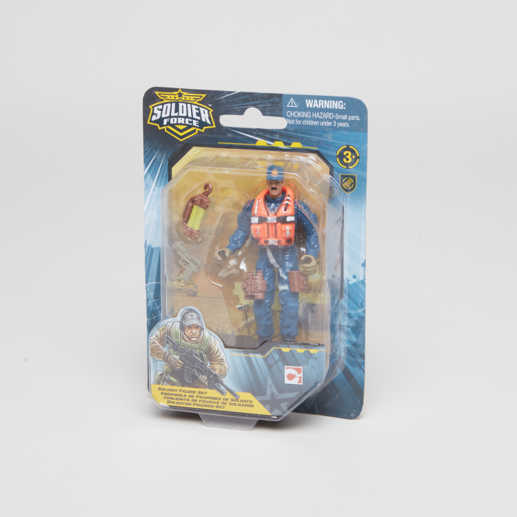 Soldier Force Soldier Action Figure