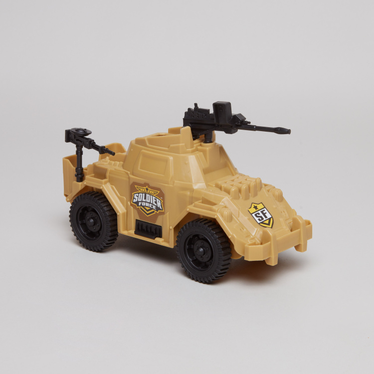 Soldier Force Double Assault Vehicles Set