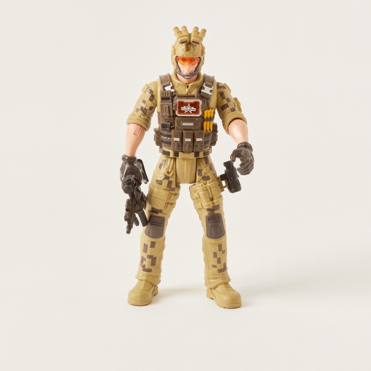 Soldier Force MEG Ranger Figurine