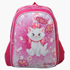 Marie Printed Backpack - 16 inches