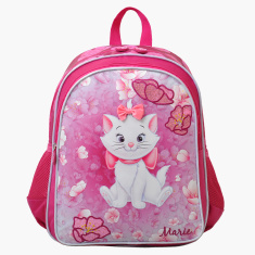 Marie Printed Backpack - 14 inches