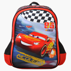 Cars Printed Backpack - 16 inches