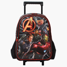 Marvel Avengers Printed Trolley Bag - 16 inches