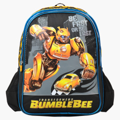 Hasbro Transformers Printed Backpack - 16 inches