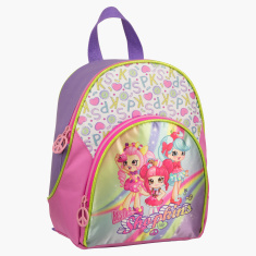 Shopkins Mini Backpack with Front Pocket