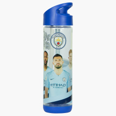 Manchester City Printed Water Bottle - 500 ml