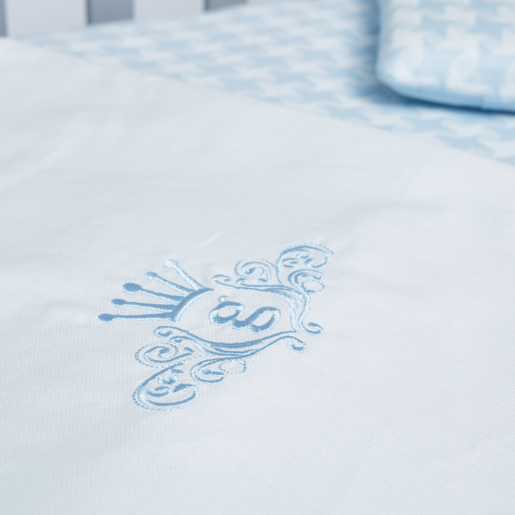 Giggles Printed 3-Piece Bedding Set