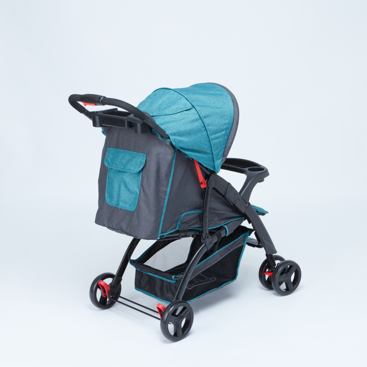 Juniors Bailey Deluxe Baby Stroller
