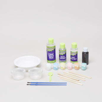 Cra-Z Slimy Creations Chalkboard Slime Kit