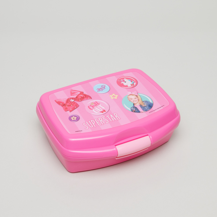 JoJo Siwa Printed Lunch Box