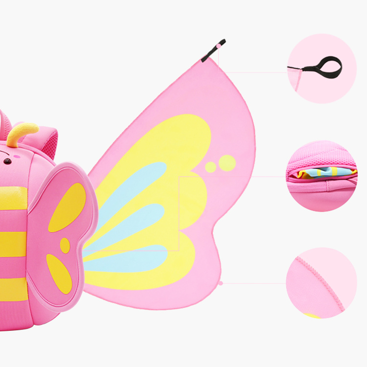 Nohoo I Can Fly Butterfly Shaped Backpack