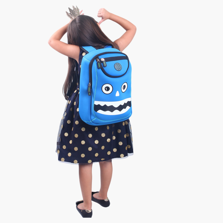 Nohoo Monster Shaped Backpack