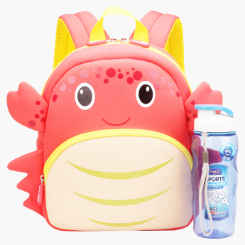 Nohoo Ocean and Lobster Backpack - Set of 2