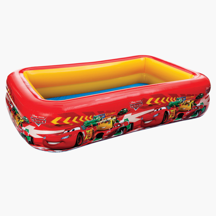 Intex Cars Printed Inflatable Pool