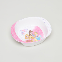 Disney Princess Printed Bowl