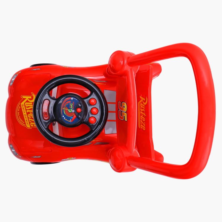 Disney Lighting McQueen Sit to Stand Walker