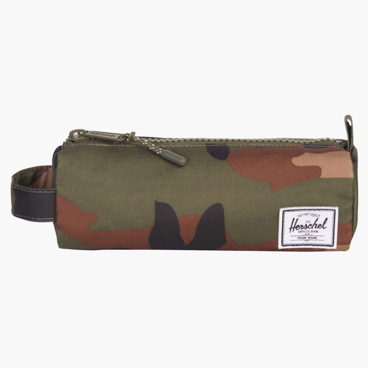Herschel Camo Printed Pencil Case