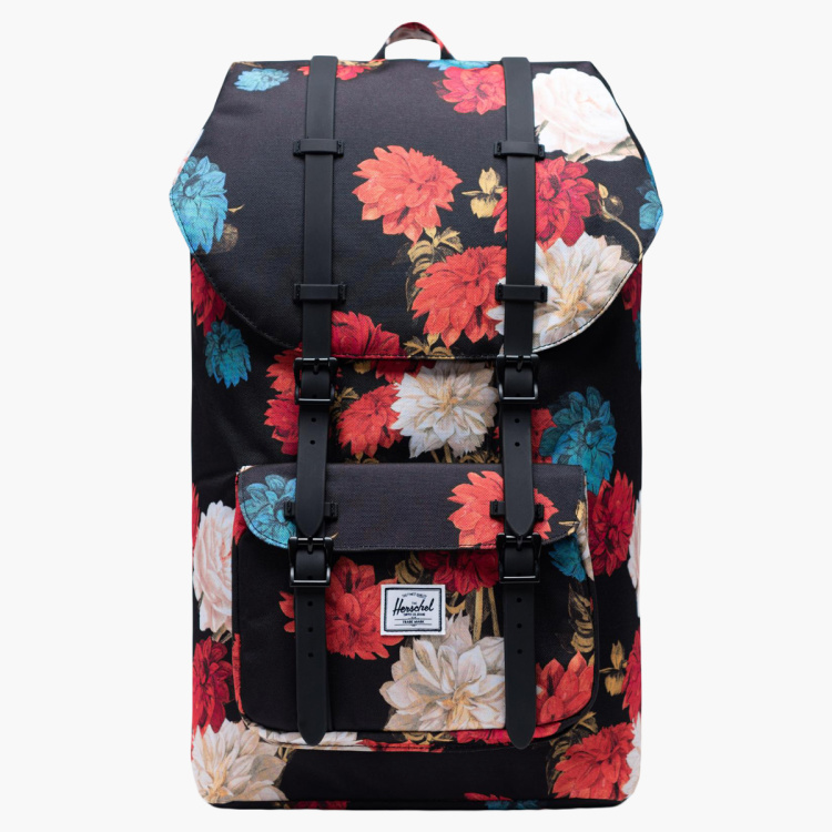 Herschel Little America Floral Printed Backpack