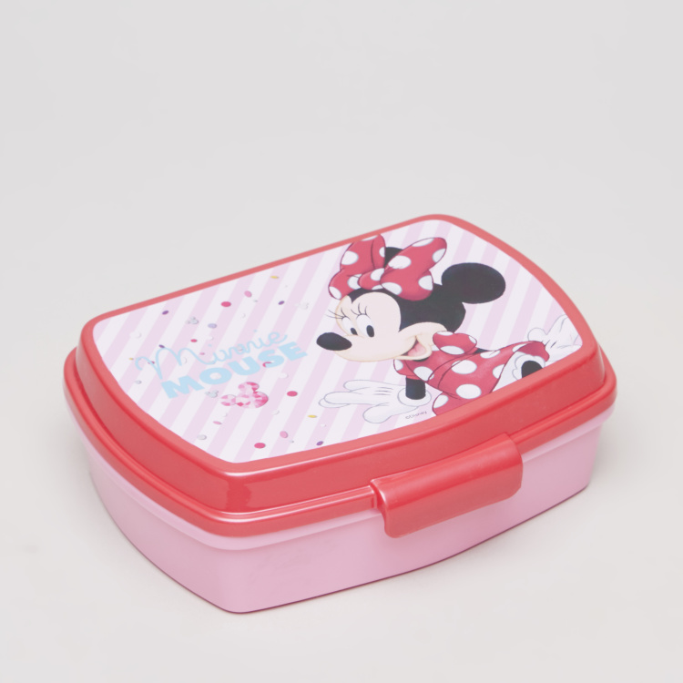 Disney Minnie Mouse Printed Sandwhich Box